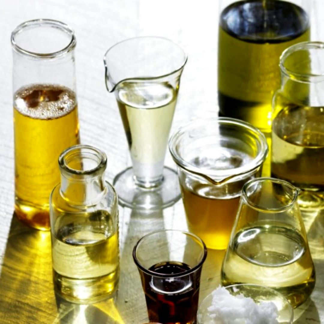 Introducción a la química de los aceites vegetales